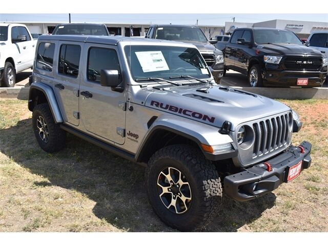 2021 Jeep Wrangler UNLIMITED RUBICON 4X4 Andrews TX