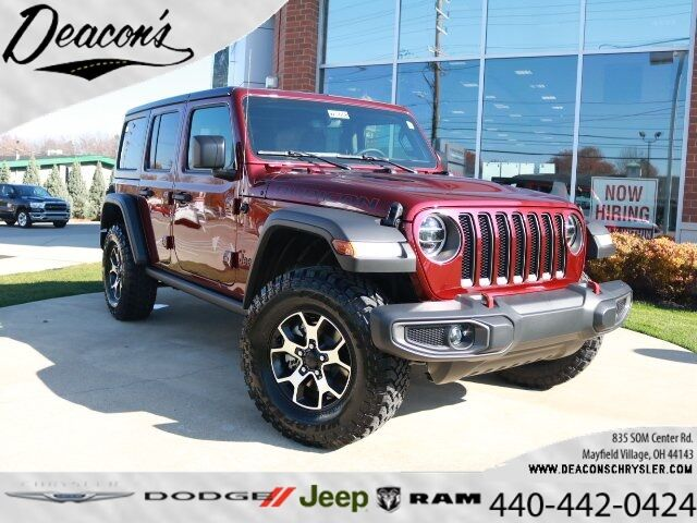 2021 Jeep Wrangler UNLIMITED RUBICON 4X4 Mayfield Village OH