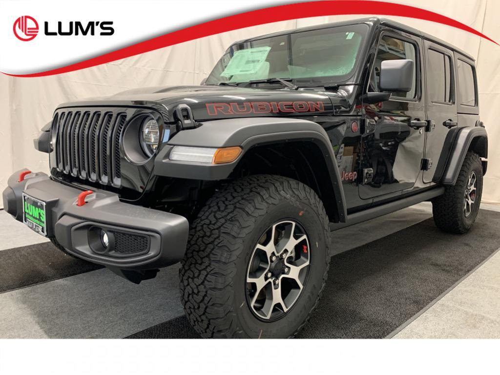 2021 Jeep Wrangler UNLIMITED RUBICON 4X4 Warrenton OR