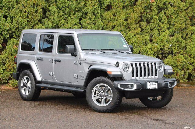 2021 Jeep Wrangler UNLIMITED SAHARA 4X4 Albany OR