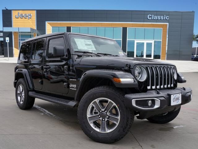 2021 Jeep Wrangler UNLIMITED SAHARA 4X4 Arlington TX