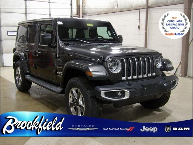 2021 Jeep Wrangler UNLIMITED SAHARA 4X4 Benton Harbor MI