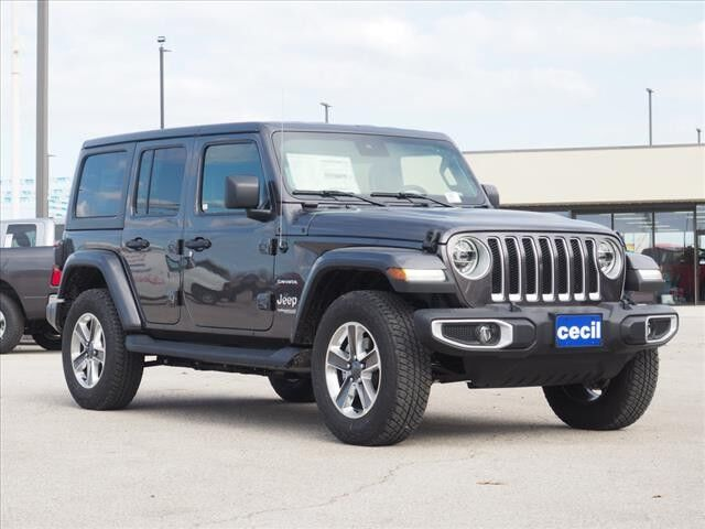 2021 Jeep Wrangler UNLIMITED SAHARA 4X4 Burnet TX