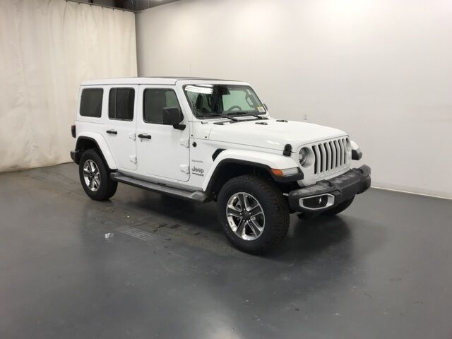 2021 Jeep Wrangler UNLIMITED SAHARA 4X4 Holland MI
