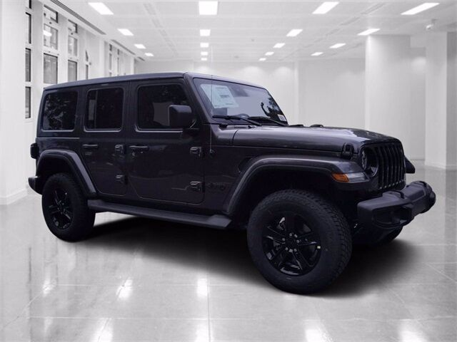 2021 Jeep Wrangler UNLIMITED SAHARA ALTITUDE 4X4 Winter Haven FL
