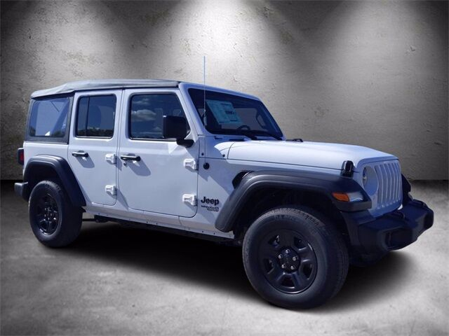2021 Jeep Wrangler UNLIMITED SPORT 4X4 Lake Wales FL