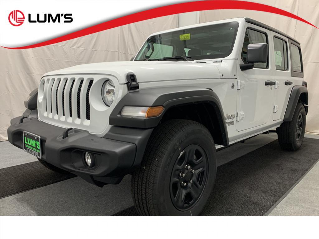 2021 Jeep Wrangler UNLIMITED SPORT 4X4 Warrenton OR