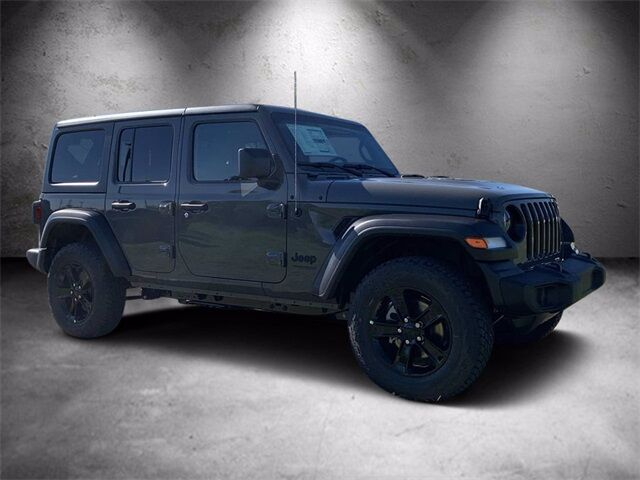 2021 Jeep Wrangler UNLIMITED SPORT ALTITUDE 4X4 Lake Wales FL
