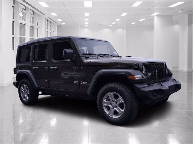 2021 Jeep Wrangler UNLIMITED SPORT S 4X4 Winter Haven FL