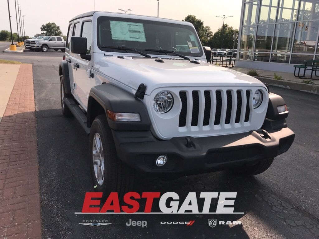 2021 Jeep Wrangler UNLIMITED SPORT S 4X4 Indianapolis IN