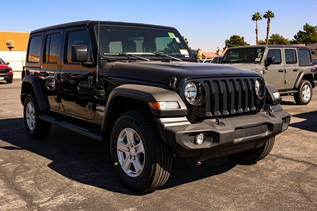 2021 Jeep Wrangler UNLIMITED SPORT S 4X4