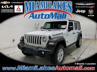 2021 Jeep Wrangler Unlimited Islander Miami Lakes FL