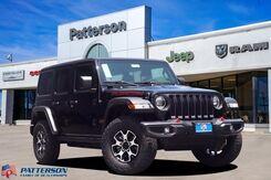 2021_Jeep_Wrangler_Unlimited Rubicon_ Wichita Falls TX
