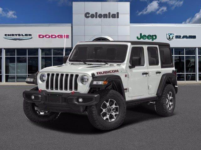 2021 Jeep Wrangler Unlimited Rubicon 4x4 Hudson MA