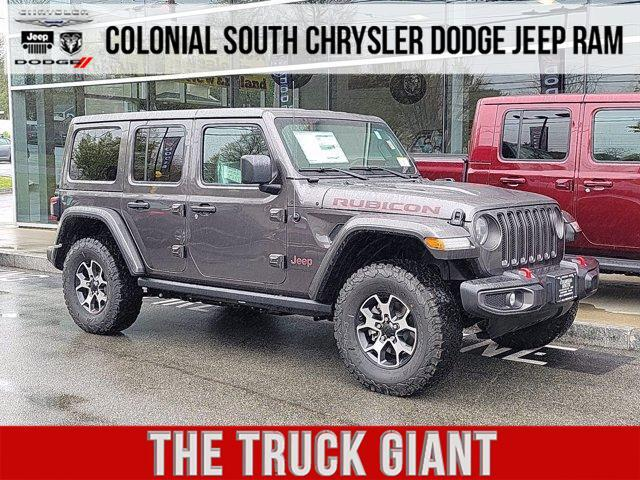 2021 Jeep Wrangler Unlimited Rubicon 4x4 Dartmouth MA