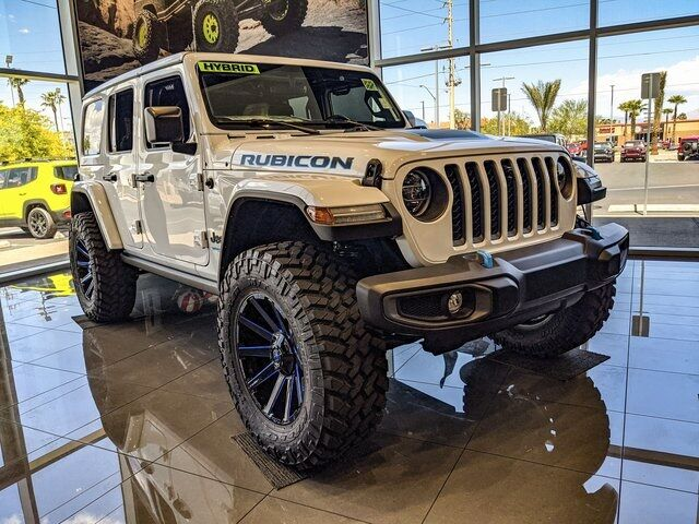 2021 Jeep Wrangler Unlimited Rubicon 4xe