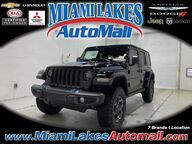 2021 Jeep Wrangler Unlimited Rubicon 4xe Miami Lakes FL