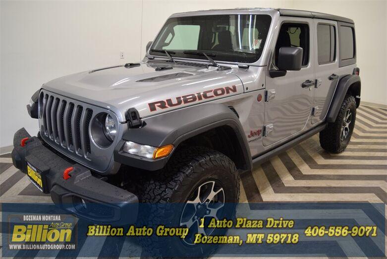 2021 Jeep Wrangler Unlimited Rubicon Bozeman MT