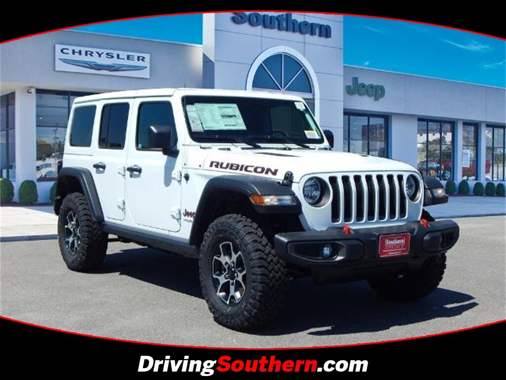 2021 Jeep Wrangler Unlimited Rubicon Chesapeake VA