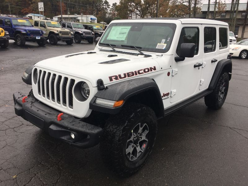 2021 Jeep Wrangler Unlimited Rubicon Clinton AR