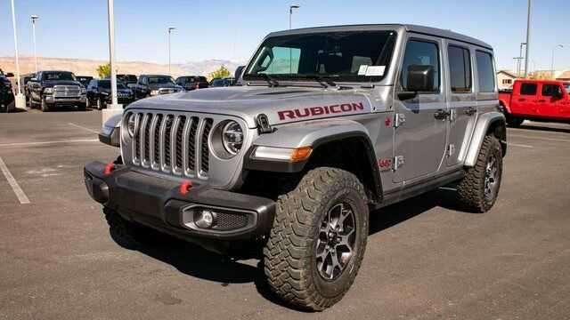 2021 Jeep Wrangler Unlimited Rubicon Las Vegas NV