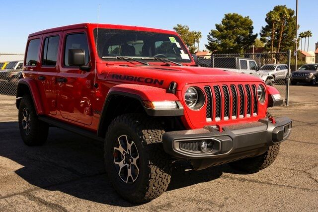 2021 Jeep Wrangler Unlimited Rubicon