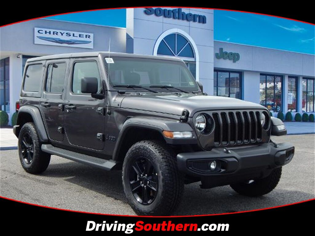2021 Jeep Wrangler Unlimited Sahara Chesapeake VA