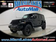 2021 Jeep Wrangler Unlimited Sahara Miami Lakes FL