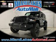 2021 Jeep Wrangler Unlimited Sahara Miami Lakes FL