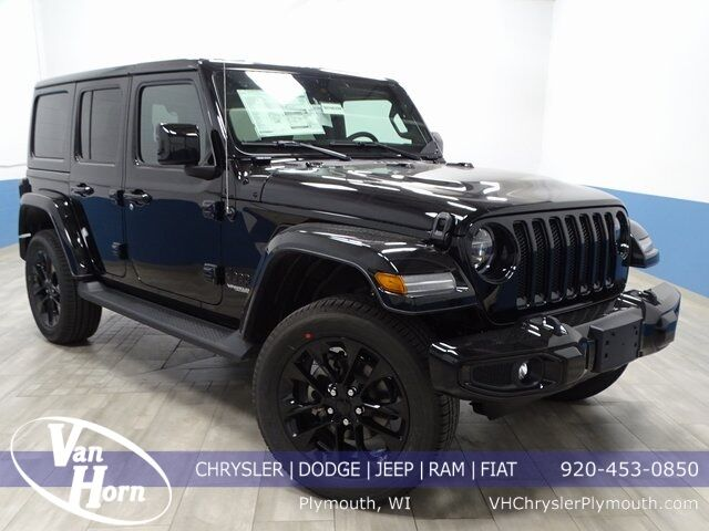 2021 Jeep Wrangler Unlimited Sahara Plymouth WI