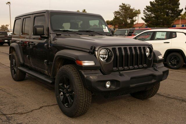 2021 Jeep Wrangler Unlimited Sport Altitude