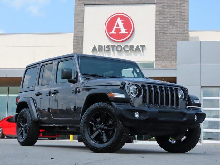 2021 Jeep Wrangler Unlimited Sport Altitude Merriam KS