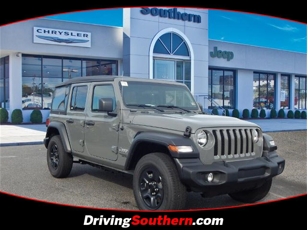 2021 Jeep Wrangler Unlimited Sport Chesapeake VA