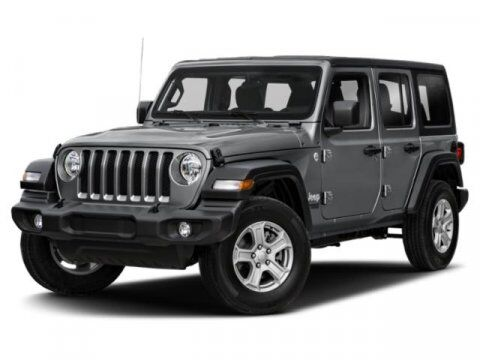 2021 Jeep Wrangler Unlimited Sport Fairbanks AK