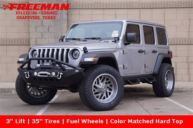 2021 Jeep Wrangler Unlimited Sport Grapevine TX
