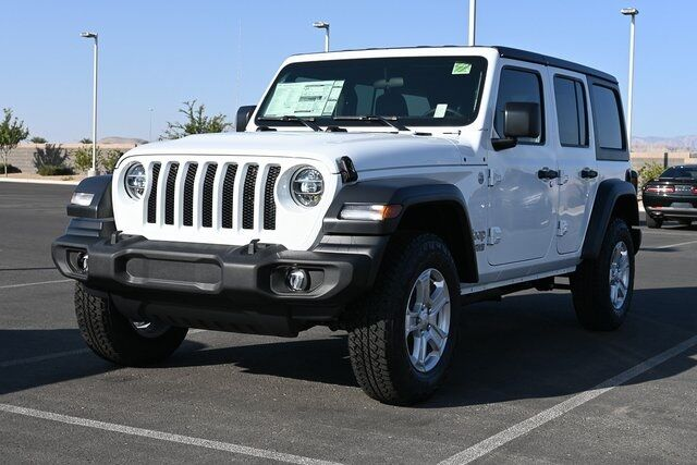 2021 Jeep Wrangler Unlimited Sport Las Vegas NV