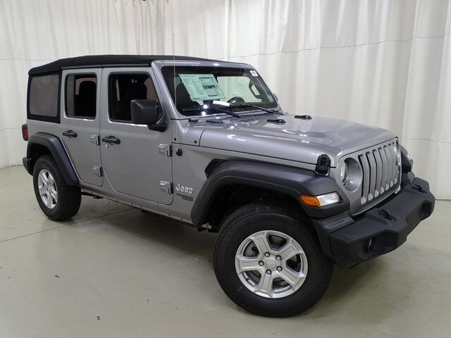 2021 Jeep Wrangler Unlimited Sport Raleigh NC