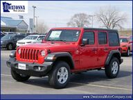 2021 Jeep Wrangler Unlimited Sport S Owatonna MN