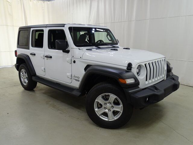 2021 Jeep Wrangler Unlimited Sport S Raleigh NC