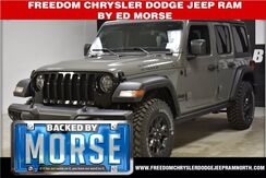 2021_Jeep_Wrangler_Unlimited Willys_ Delray Beach FL