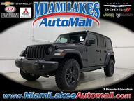 2021 Jeep Wrangler Unlimited Willys Miami Lakes FL