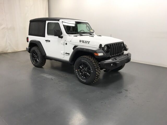 2021 Jeep Wrangler WILLYS 4X4 Holland MI