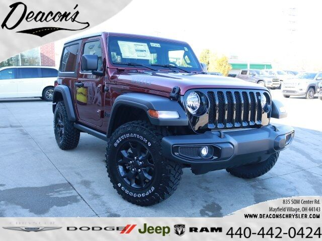 2021 Jeep Wrangler WILLYS SPORT 4X4 Mayfield Village OH