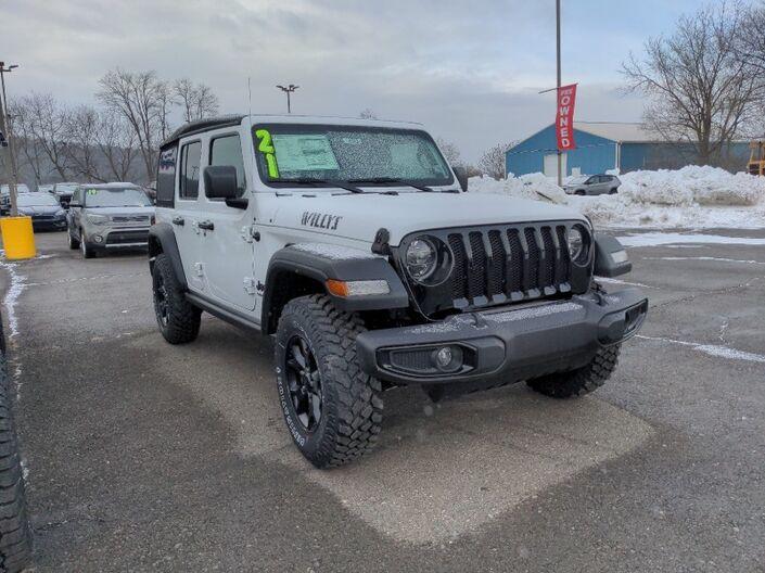 2021 Jeep Wrangler Willys Owego NY