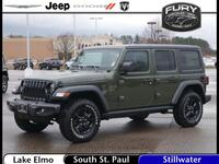 Jeep Wrangler Willys Unlimited 4x4 2021