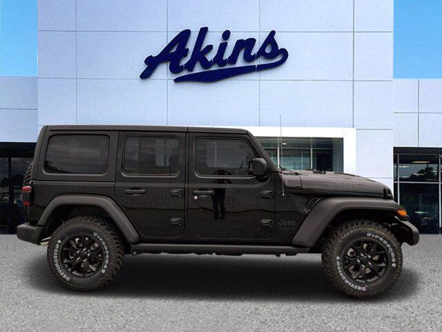 2021 Jeep Wrangler Willys Winder GA