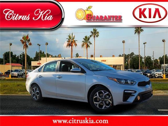 2021 KIA Forte LXS Sedan Crystal River FL