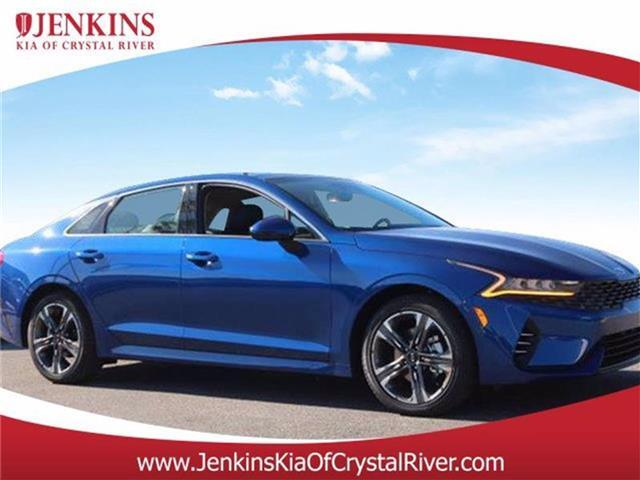 2021 KIA K5 EX Front-wheel Drive Sedan Crystal River FL