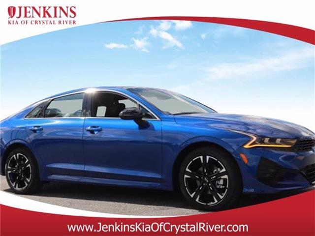 2021 KIA K5 GT-Line Front-wheel Drive Sedan Crystal River FL