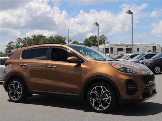 2021 KIA Sportage SX Turbo Front-wheel Drive Crystal River FL